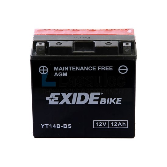 Exide YT14B-BS Bike Accu