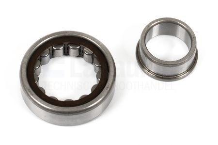 SKF NJ208ECP Cilinderlager