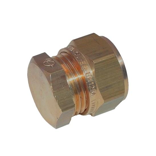 VSH S1206-klem Eindkoppeling