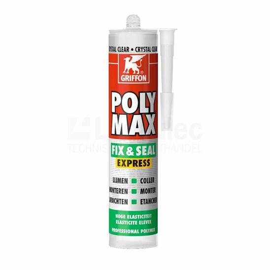 Griffon Polymax Fix&Seal Lijmkit