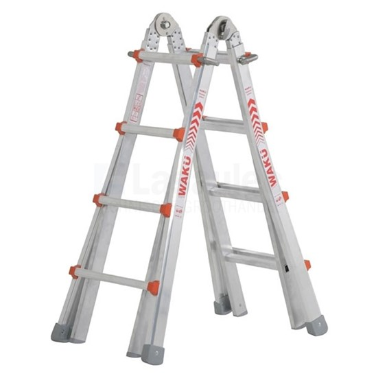 Waku Model I Telescoopladder