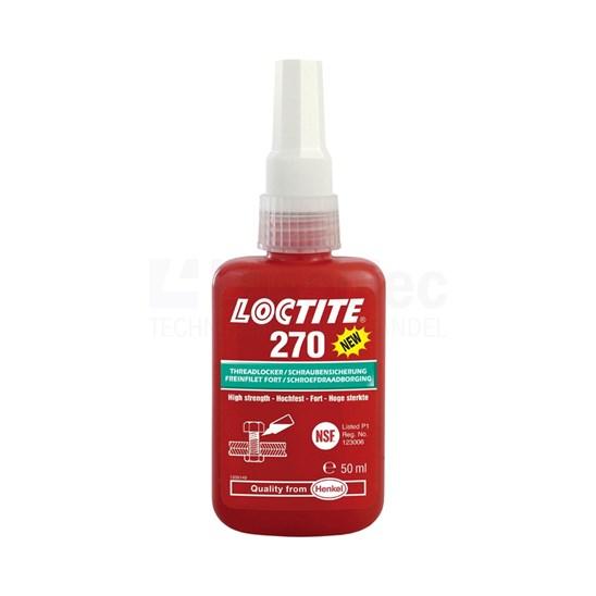 Loctite 270 Schroefdraadborgmiddel