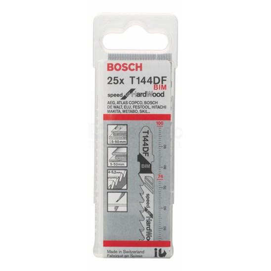 Bosch T144DF Decoupeerzaagblad
