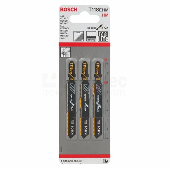 Bosch T118EHM Decoupeerzaagblad