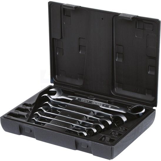 KS-Tools 5034646 Steekringratelsleutelset