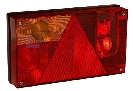 Aspöck Multipoint I 24-5210-007 Achterlamp