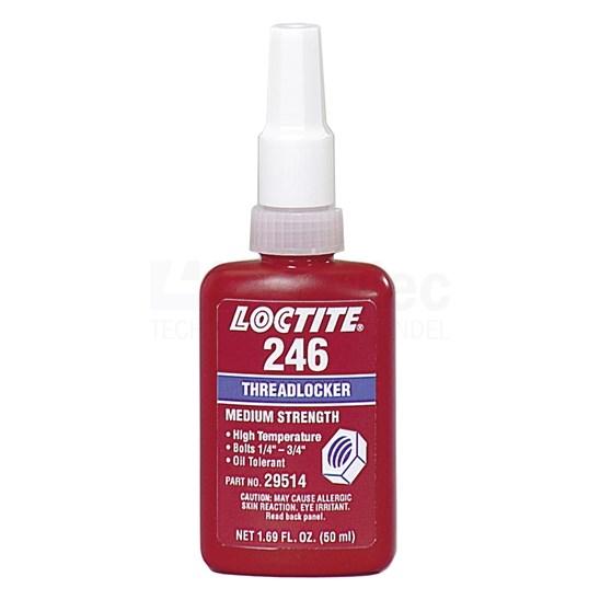 Loctite 246 Schroefdraadborgmiddel
