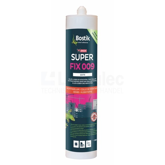 Bostik Superfix 009 Montagelijm