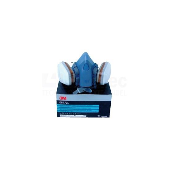 3M 06772 Halfgelaatsmasker-set