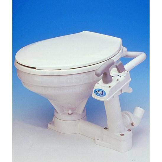 Jabsco Twist 'n' Lock Compact Handtoilet