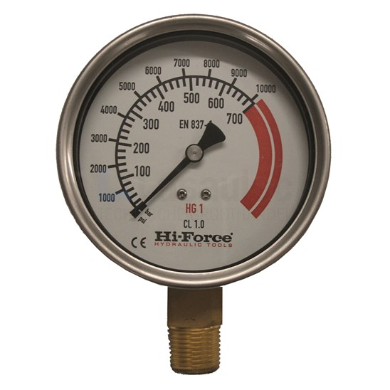 Hi-Force HG1 Manometer
