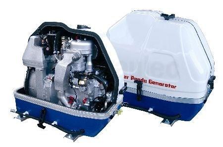 Fischer Panda PMS 4000s FC Generator