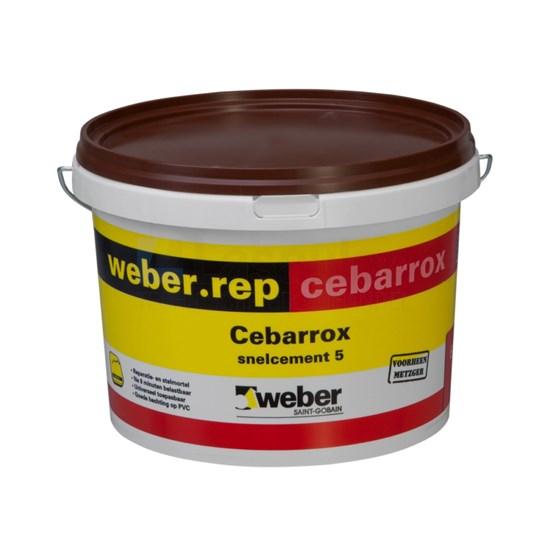 Weber Beamix Cebarox Snelcement