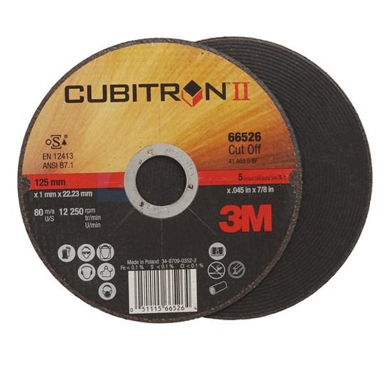 3M Cubitron II T41 Doorslijpschijf