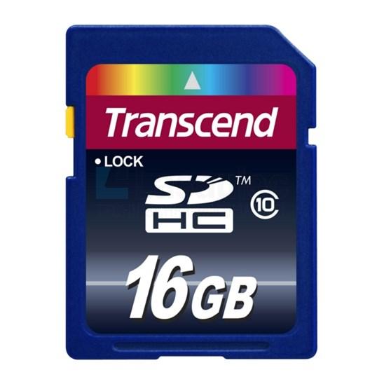 Transcend SD HC Geheugenkaart