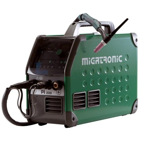 Migatronic PI 200 DC Lasmachine