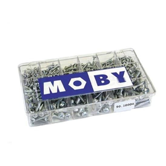 Moby 9003 Plaatschroefassortiment