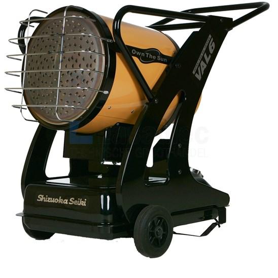 Oklima VAL-6MPX Luchtverhitter 16 – 18 kW
