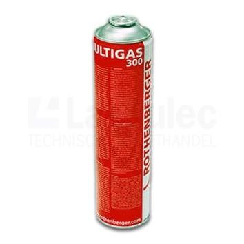 Rothenberger Multigas 300 Gasvulling
