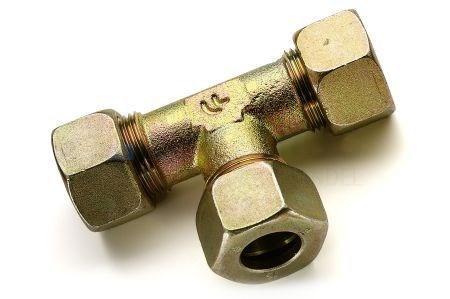 1050-08L T-koppeling