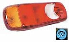 Vignal PLC5K Achterlampglas