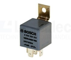 Bosch 0332204212 Relais