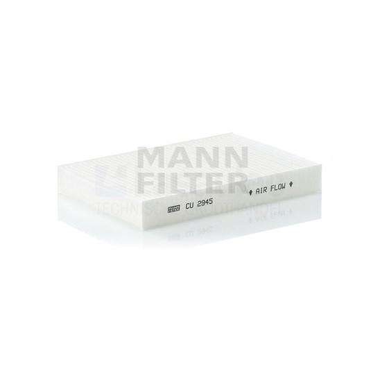 Mann+Hummel CU2945 Interieurfilter